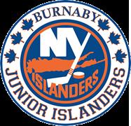 Burnaby Jr. Islanders Logo